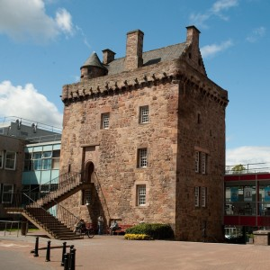 Napier Merchiston campus