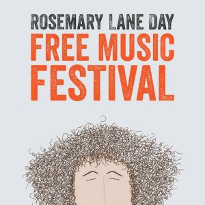 Rosemary Lane Day 2016