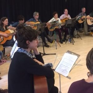 Bert Transcribed Workshop at Cecil Sharp House, 2 October 2017