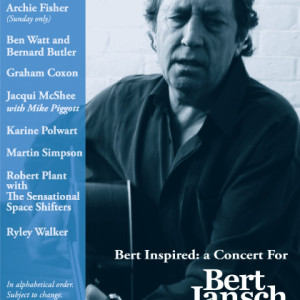 Bert Inspired line up at Celtic Connections