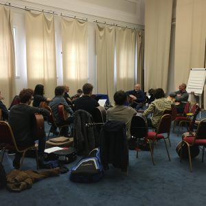 Bert Transcribed workshop 2016